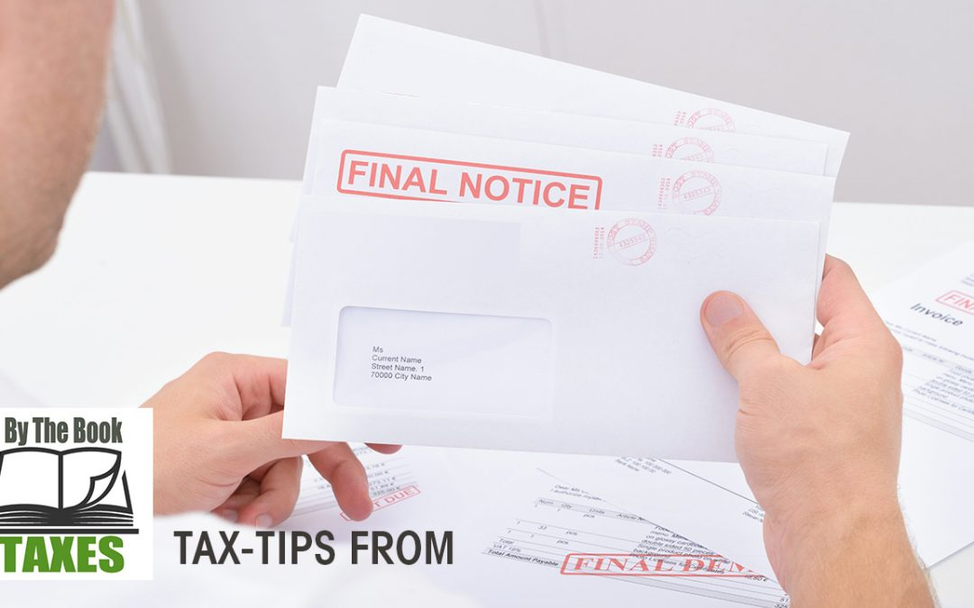 The IRS Final Notice