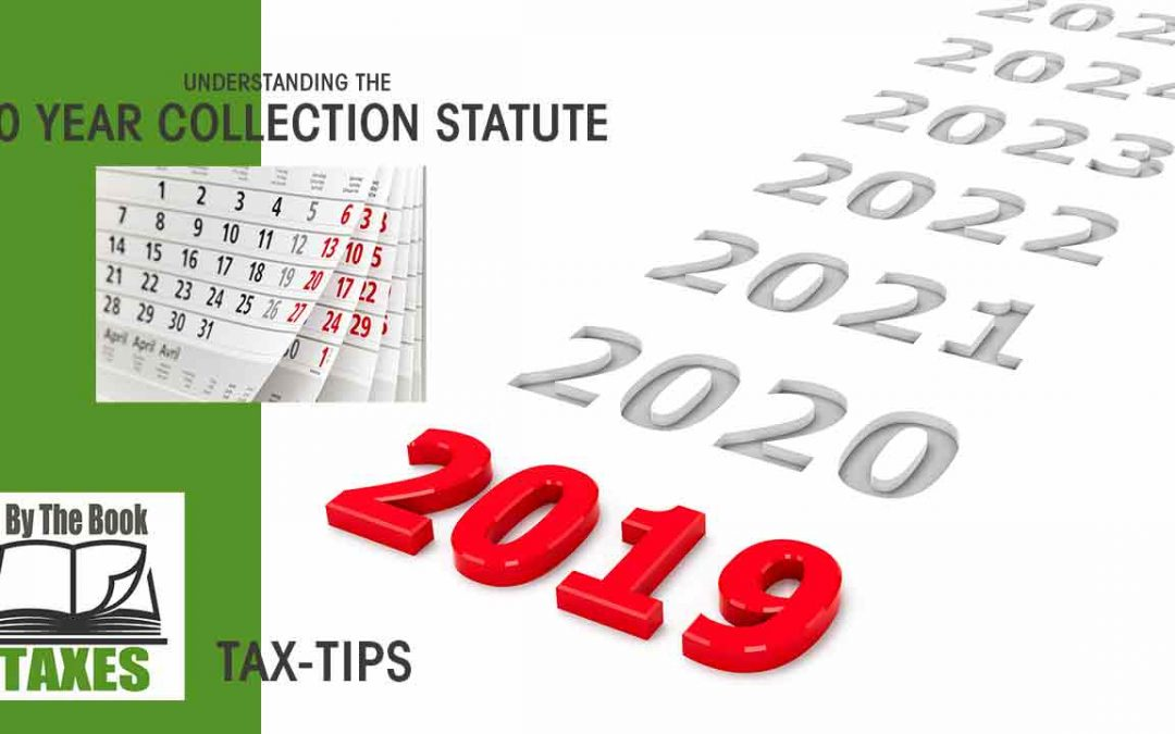 10 year collection statute