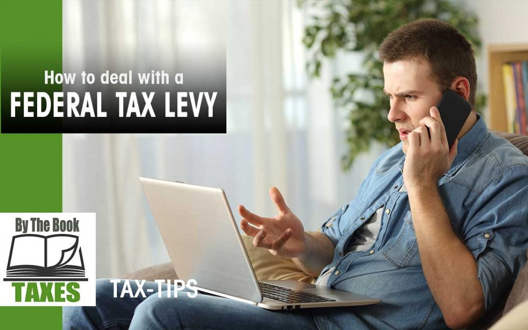 How to deal with a Federal Tax Levy