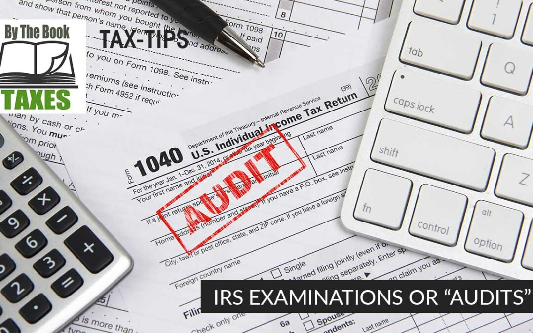 IRS Examinations - An Introduction