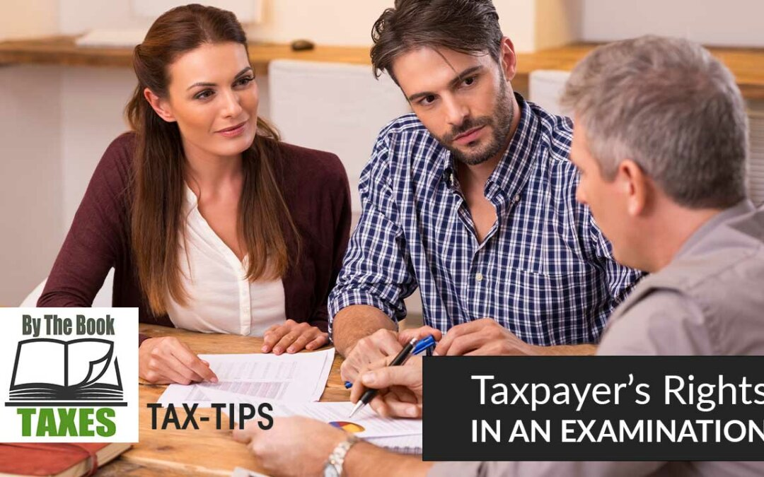 IRS Examinations – Taxpayer's Rights